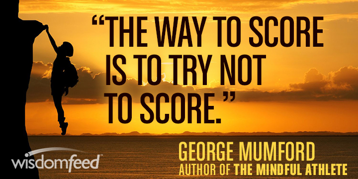 George Mumford Meme