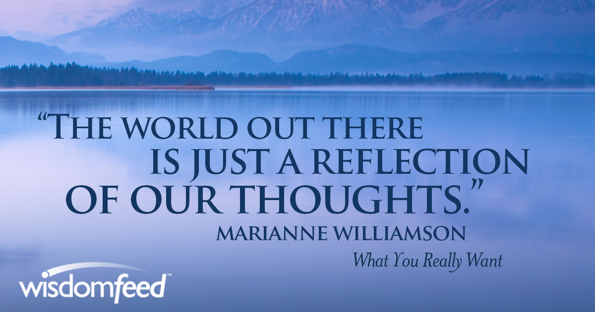 Marianne Williamson The World Quote Meme