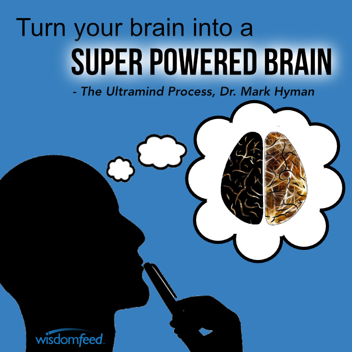 super powered brain