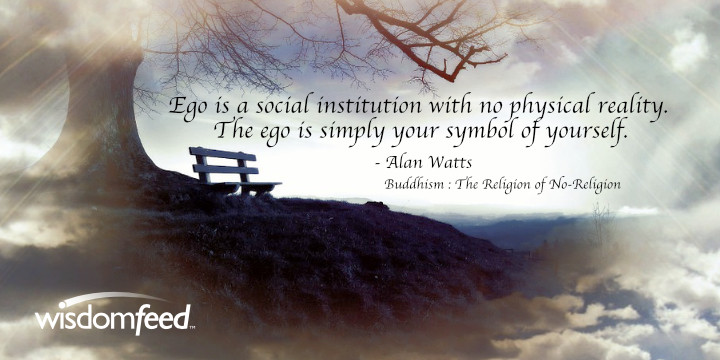The Ego Is A Symbol