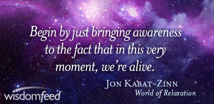 World of Relaxation with Jon Kabat-Zinn