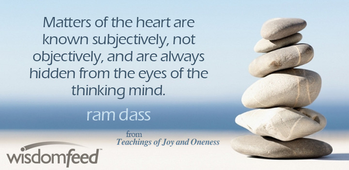 Sacred in the Everyday with Ram Dass