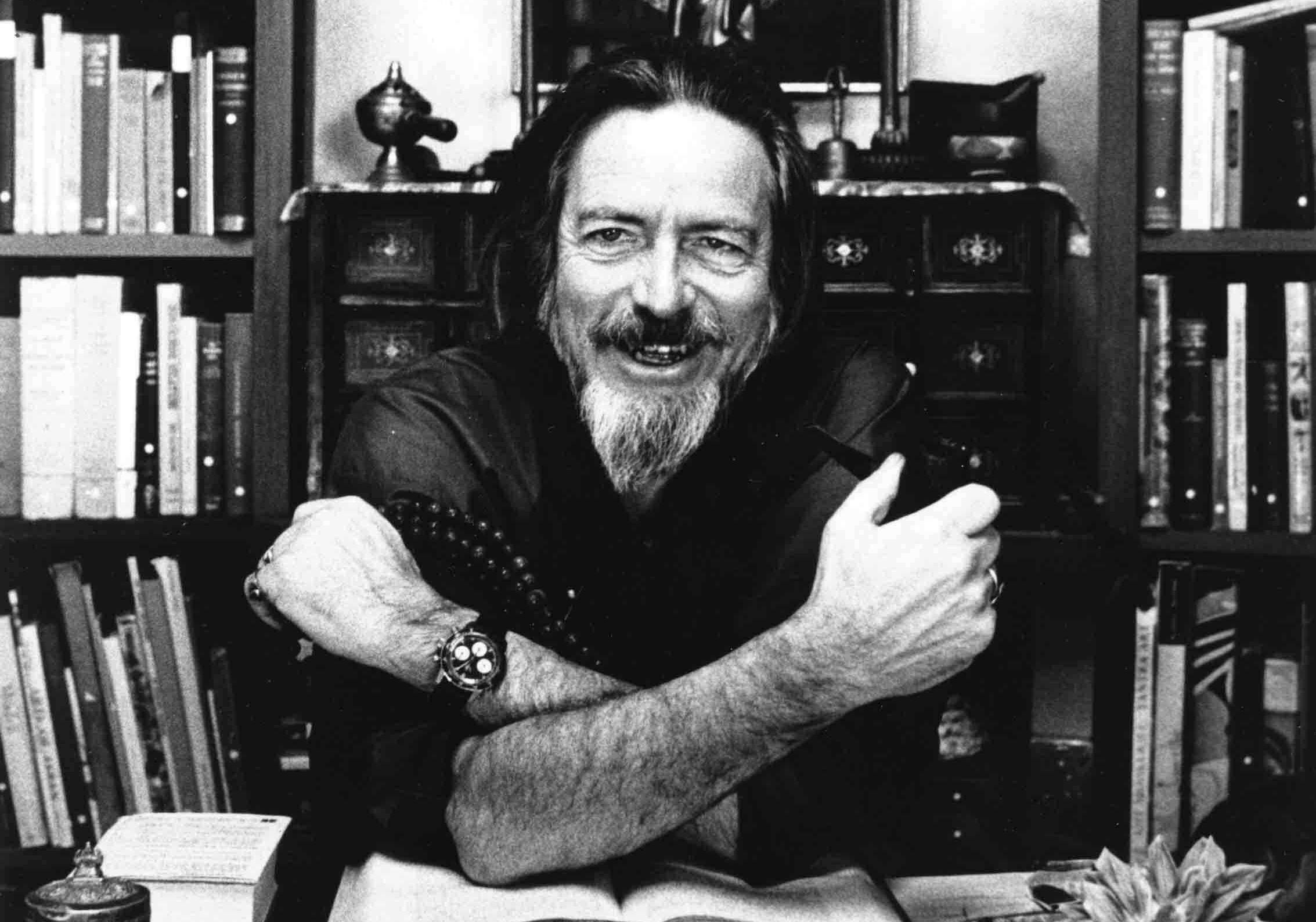 Alan Watts Profile