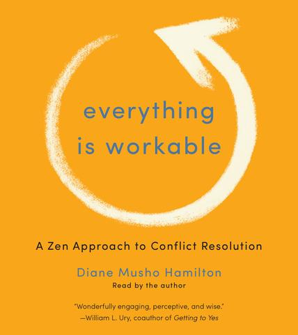 A Zen Approach to Conflict Resolution