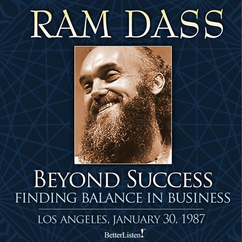 Beyond Success—Ram Dass Free Title of The Month