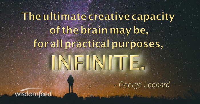 Ultimate Creative Capacity