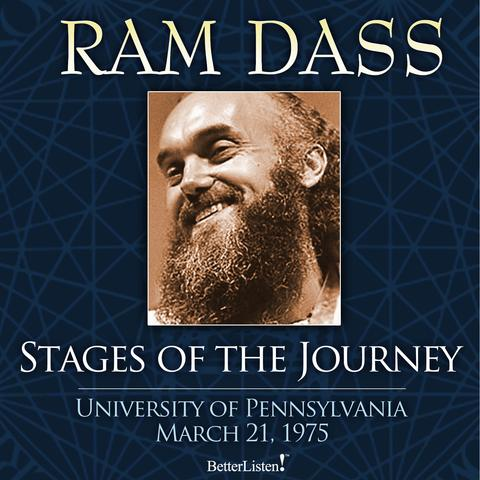 Stages of the Journey Ram Dass