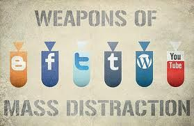 Are You Harboring Weapons of Mass Distraction?
