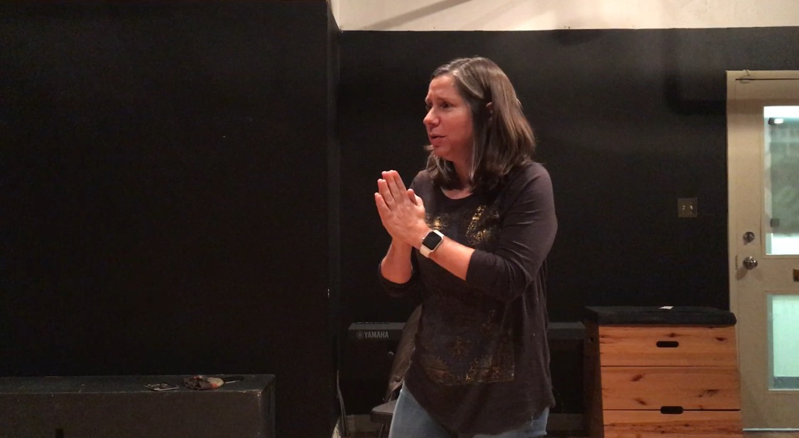 Using Mindfulness to do Stand Up Comedy