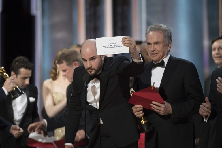 And The Winner Is…Undivided Attention:  Mindfulness, Technology and The Oscars Mistake