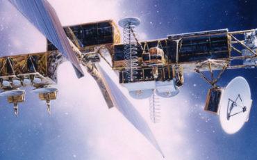 Milstar artist's concept – U.S. Air Force image
