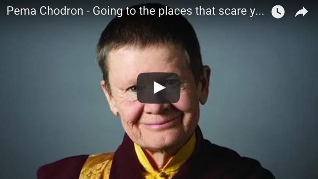 Pema Chodron – How We Block Wisdom