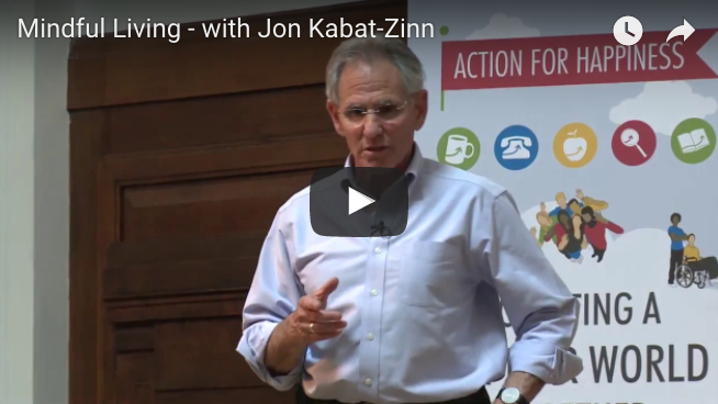 Mindful Living with Jon Kabat-Zinn