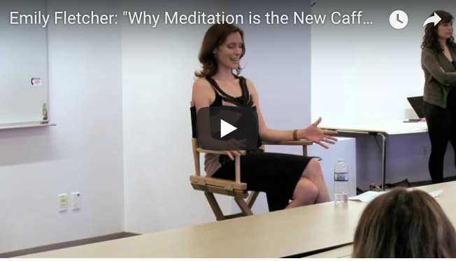 Emily Fletcher: Why Meditation is the New Caffeine