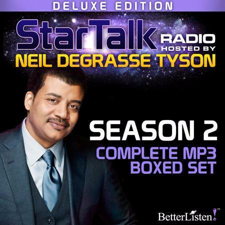 Neil deGrasse Tyson: StarTalk Radio, Season 2, Complete Set Preview