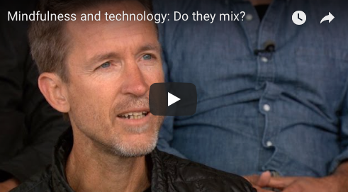 Mindfulness and technology: Do they mix?