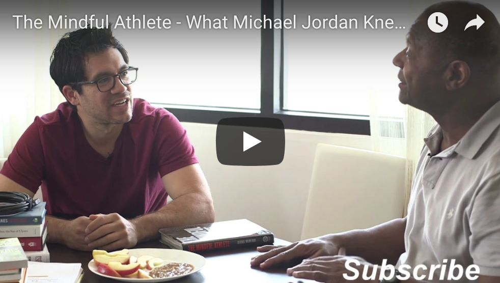 The Mindful Athlete – What Michael Jordan Knew About Success