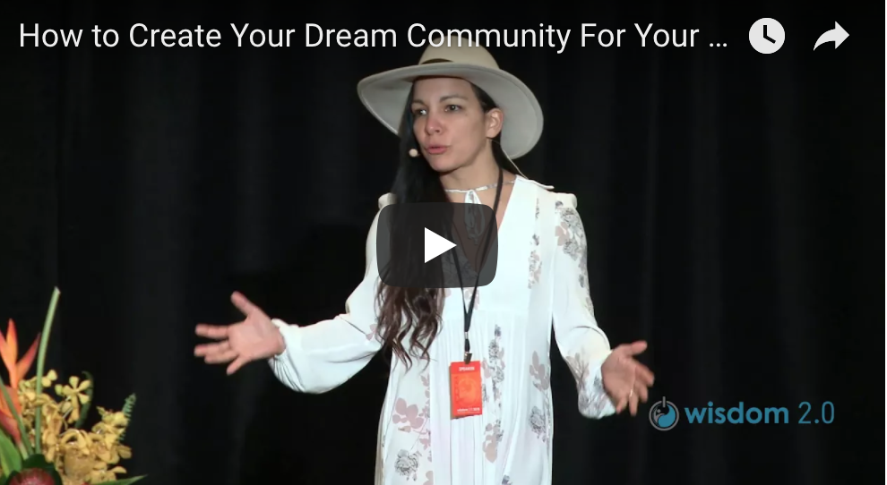 How to Create Your Dream Community For Your Life or Organization | Radha Agrawal