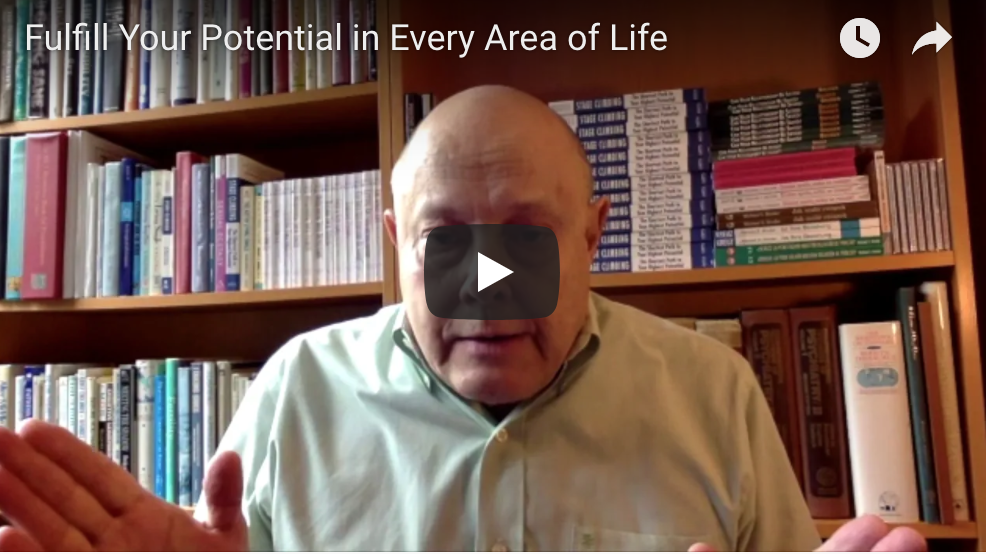 Fulfill Your Potential in Every Area of Life