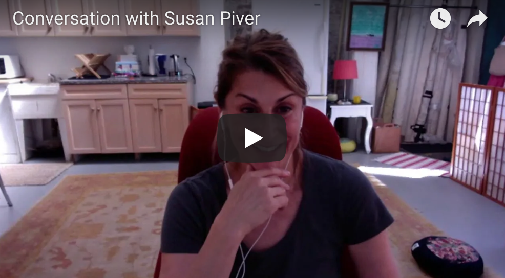 StreetSmart Conversation with Susan Piver