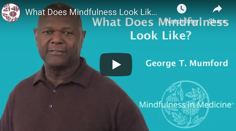 What Does Mindfulness Look Like?
