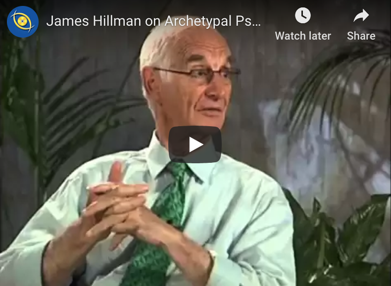 James Hillman on Archetypal Psychotherapy & the Soulless Society