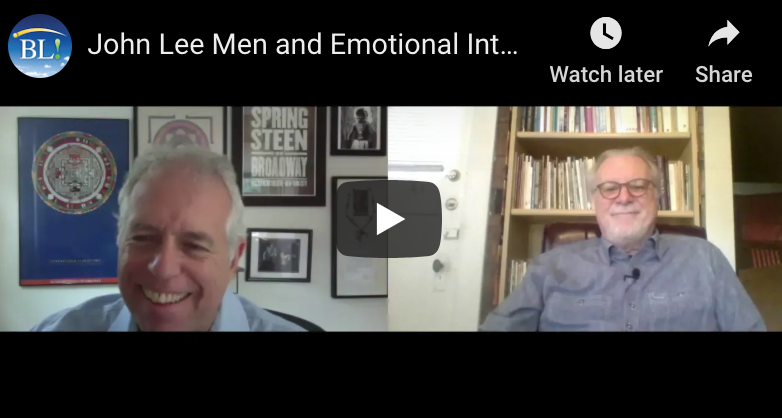 John Lee: Men and Emotional Intelligence
