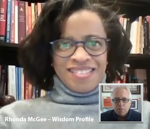Rhonda McGee – Wisdom Profile